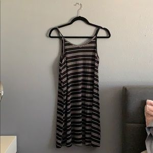 Stripped Mossimo (target) dress